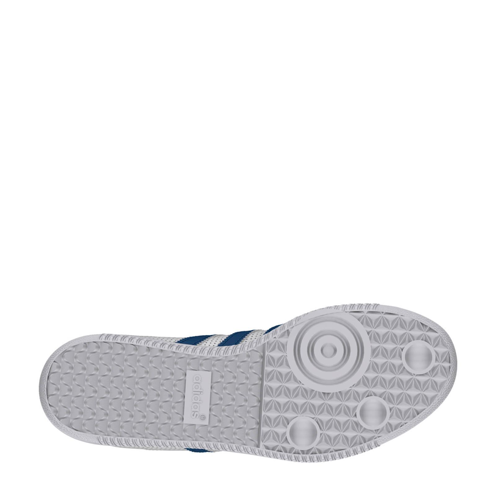 f6867ccc8f6 adidas originals Samba OG sneakers blauw/wit | wehkamp