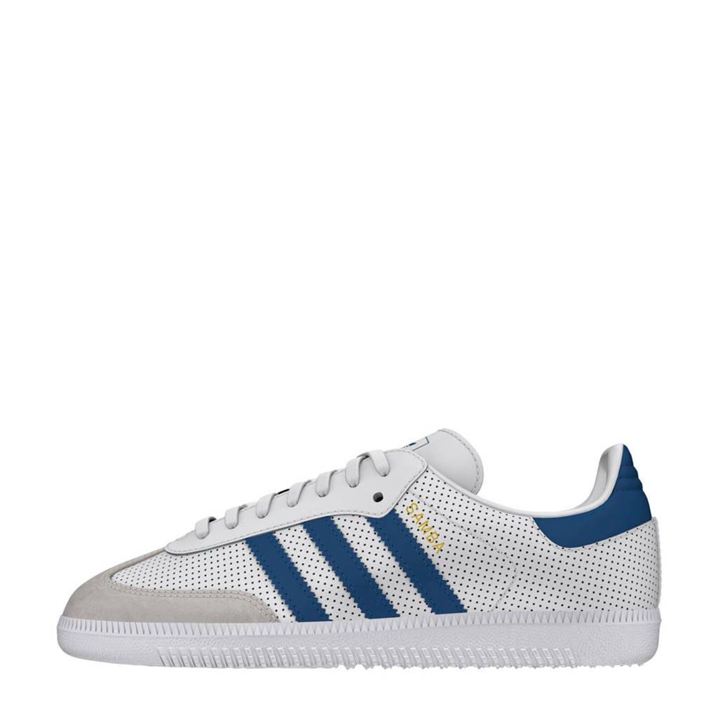 69eb5d9c5ed adidas originals Samba OG sneakers blauw/wit, Wit/blauw