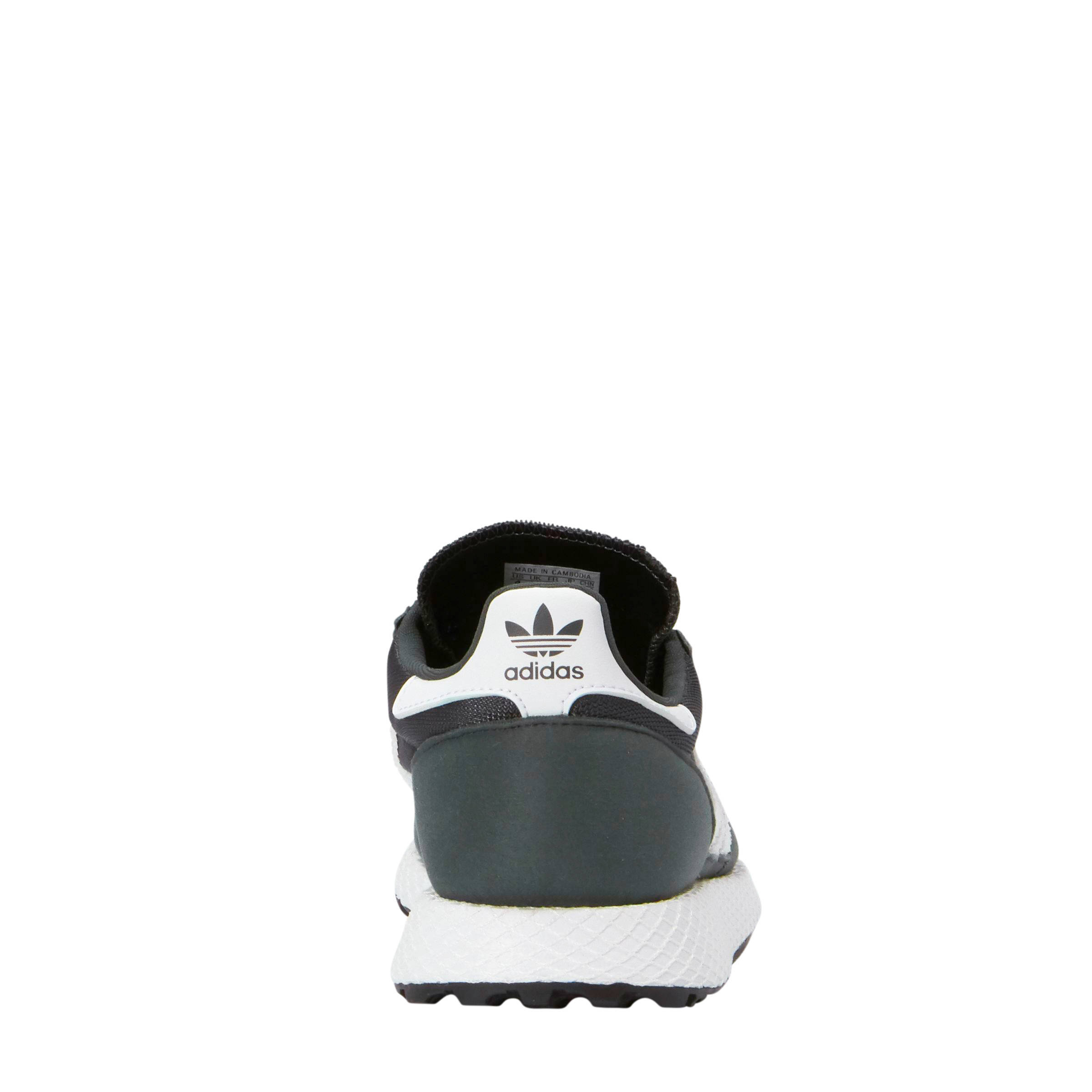 Forest Grove J sneakers antraciet