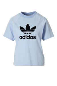 adidas / adidas originals T-shirt paars