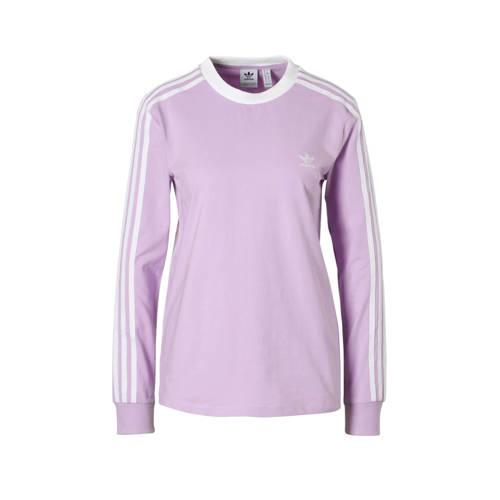 adidas originals T-shirt lila
