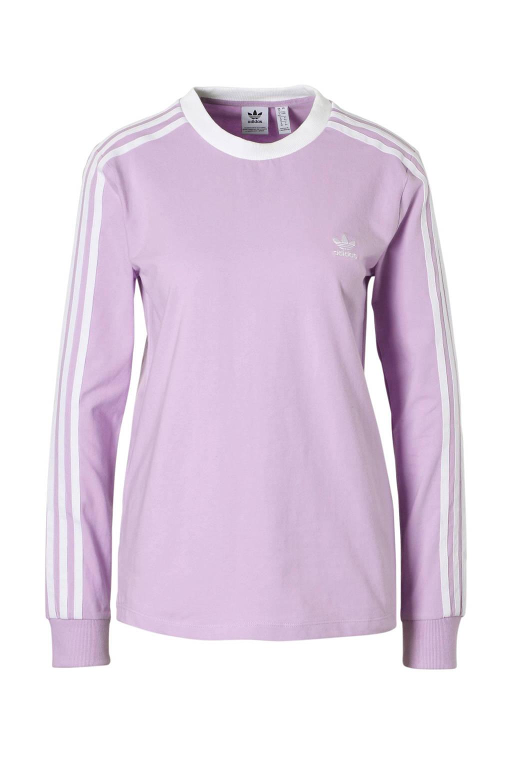adidas originals T-shirt lila, Lila