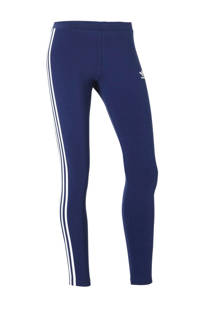 adidas originals legging donkerblauw (dames)