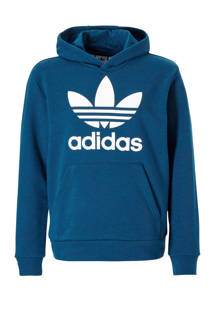 adidas originals   sweater blauw
