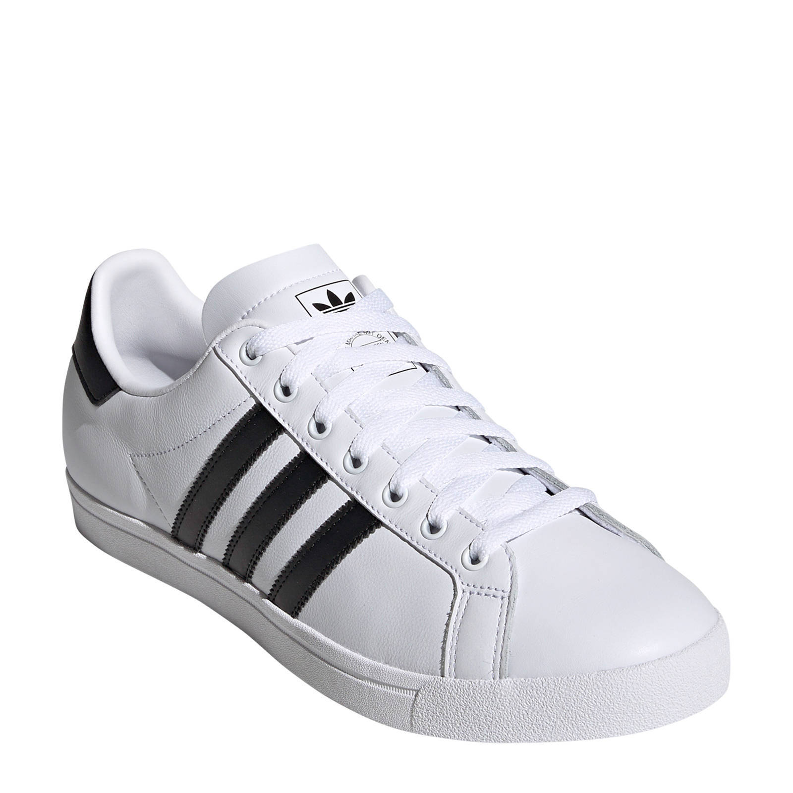 adidas Originals Coast Star J sneakers wit | wehkamp