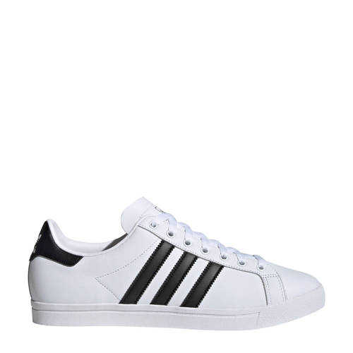 adidas originals Coast Star sneakers zwart-wit