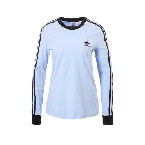 adidas originals T-shirt lichtblauw