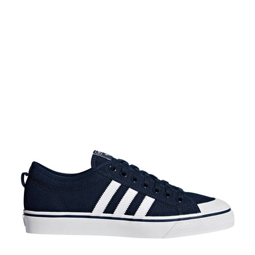 adidas originals Nizza sneakers donkerblauw