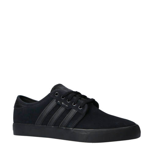adidas originals Seeley sneakers zwart-zwart
