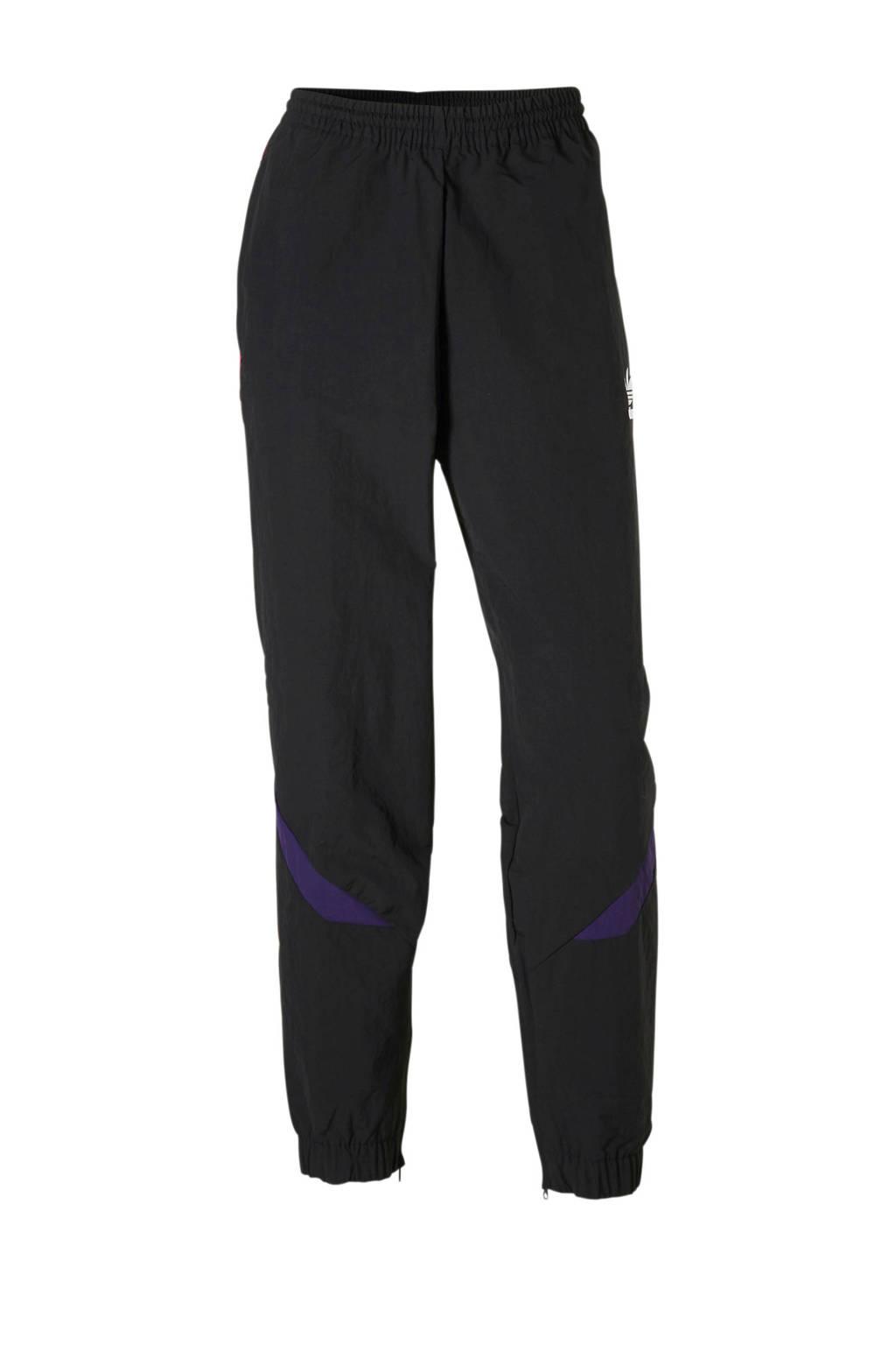 adidas originals trainingsbroek, Zwart/roze/paars