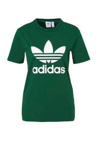 adidas / adidas originals T-shirt groen