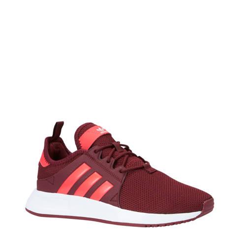 adidas originals X_PLR J sneakers bordeaux-wit