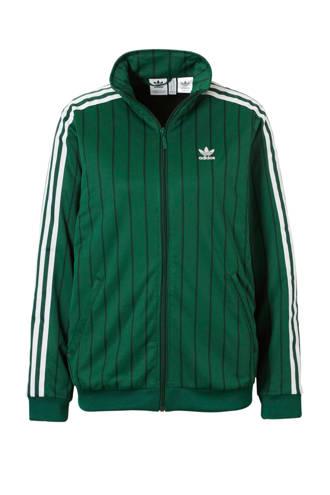 originals vest groen