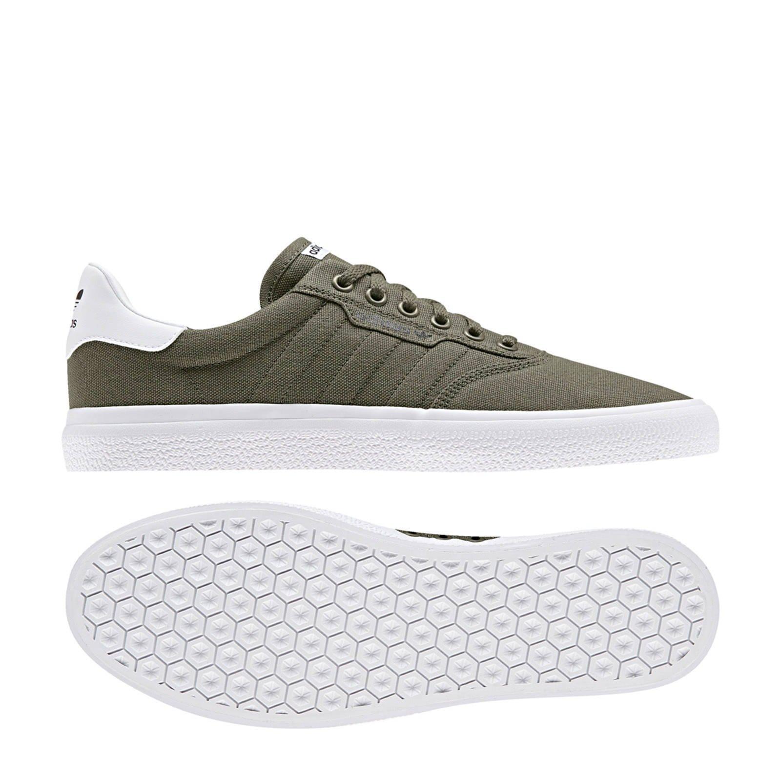adidas schoenen kaki groen