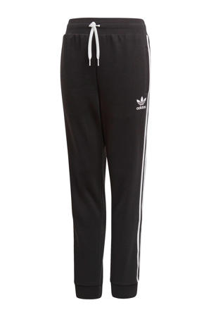 Adicolor joggingbroek zwart/wit