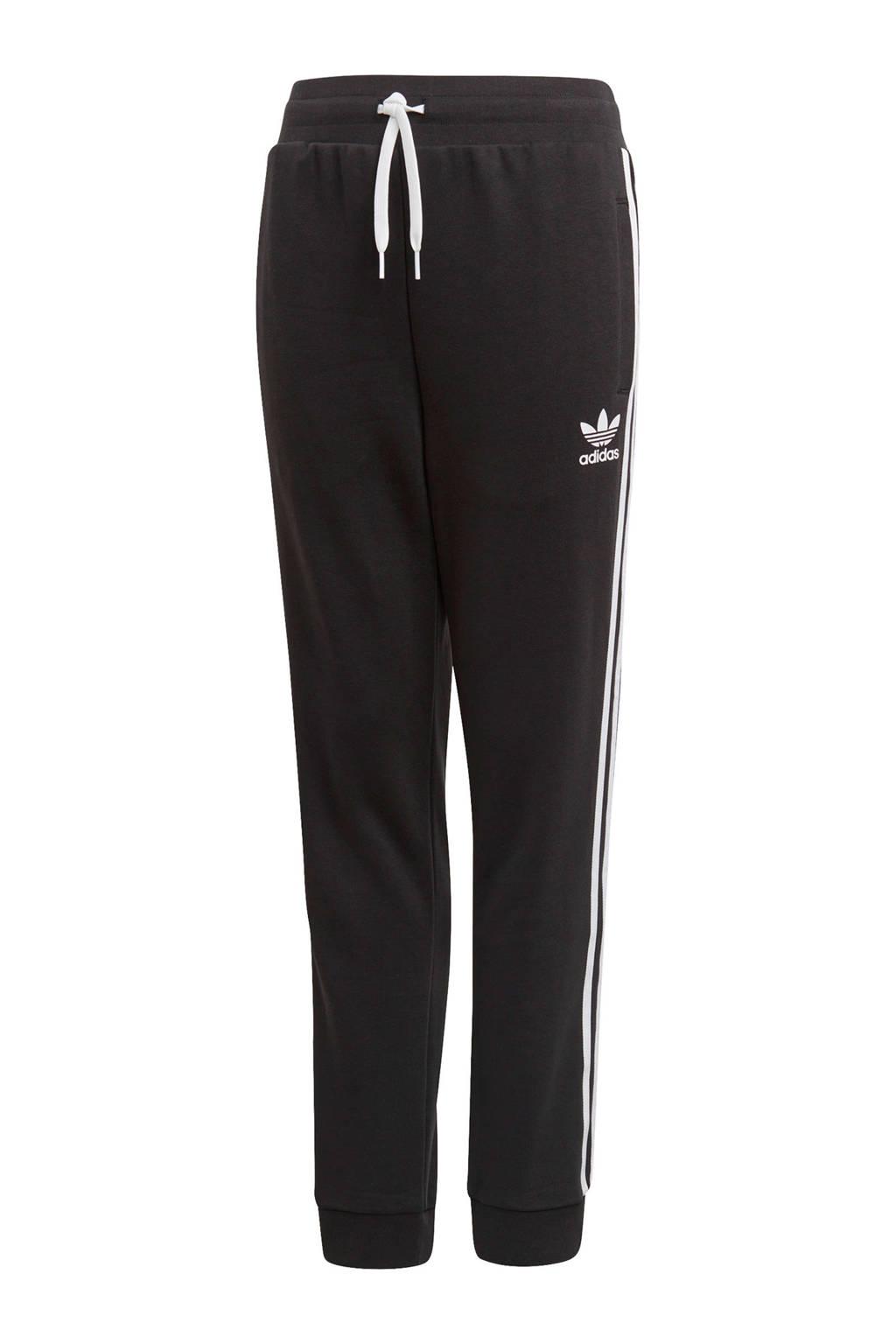 adidas Originals joggingbroek zwart, Zwart/wit