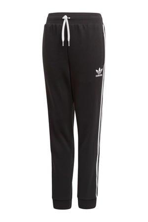 unisex Adicolor joggingbroek zwart/wit