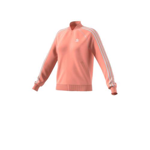 adidas originals vest zalmroze