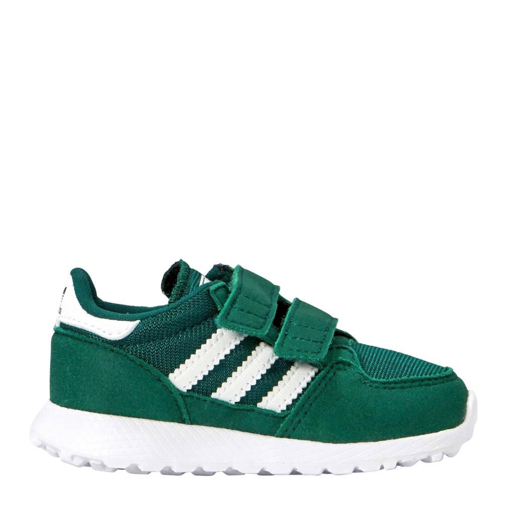 adidas originals  Forest Grove CF I suède sneakers groen, Groen/wit