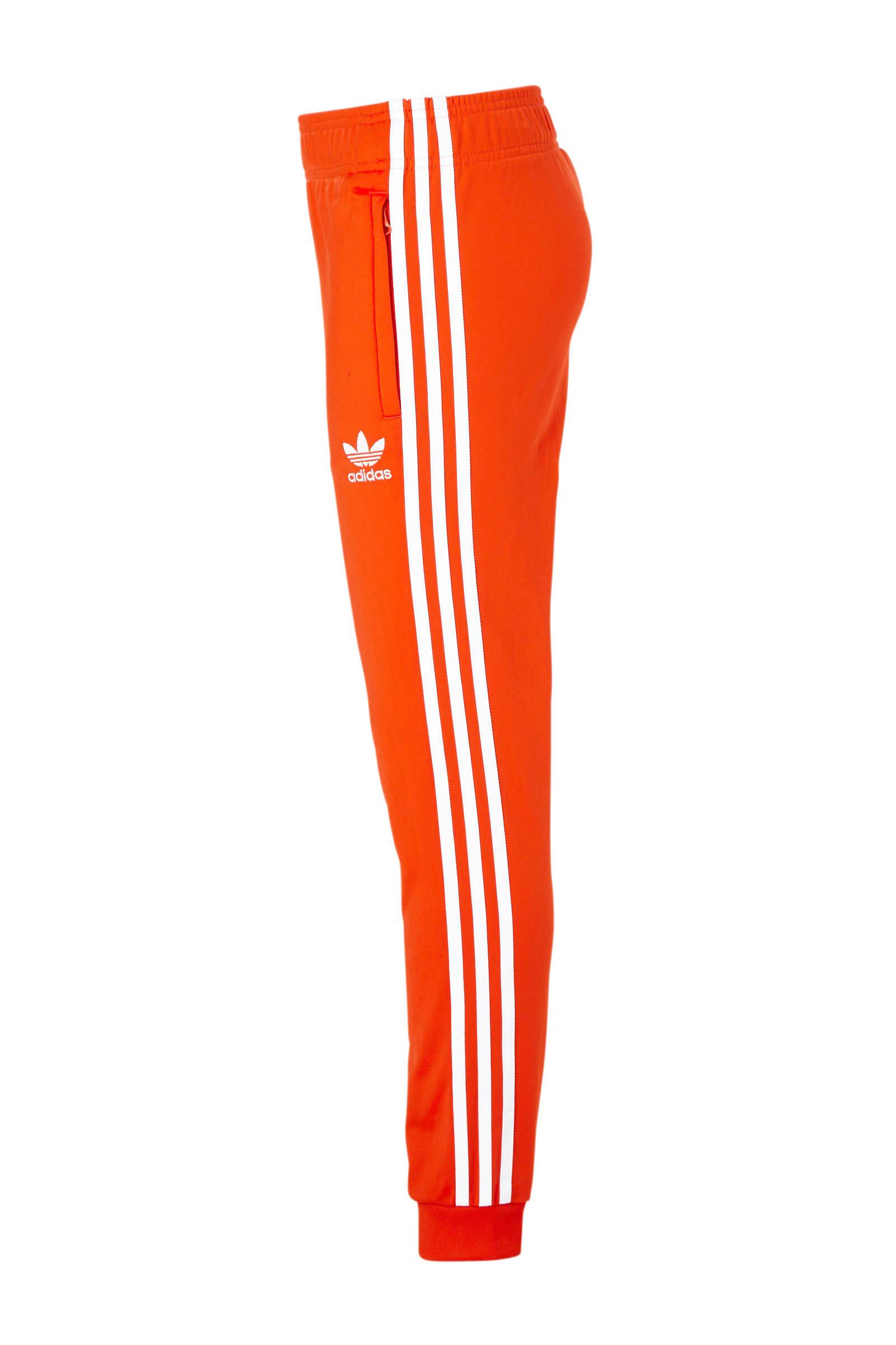 joggingbroek oranje