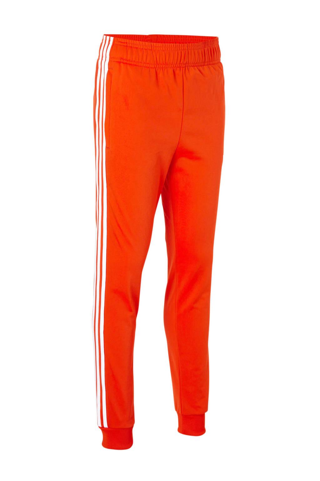 adidas originals   trainingsbroek oranje, Oranje