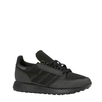 originals Forest Grove J suède sneakers zwart kids