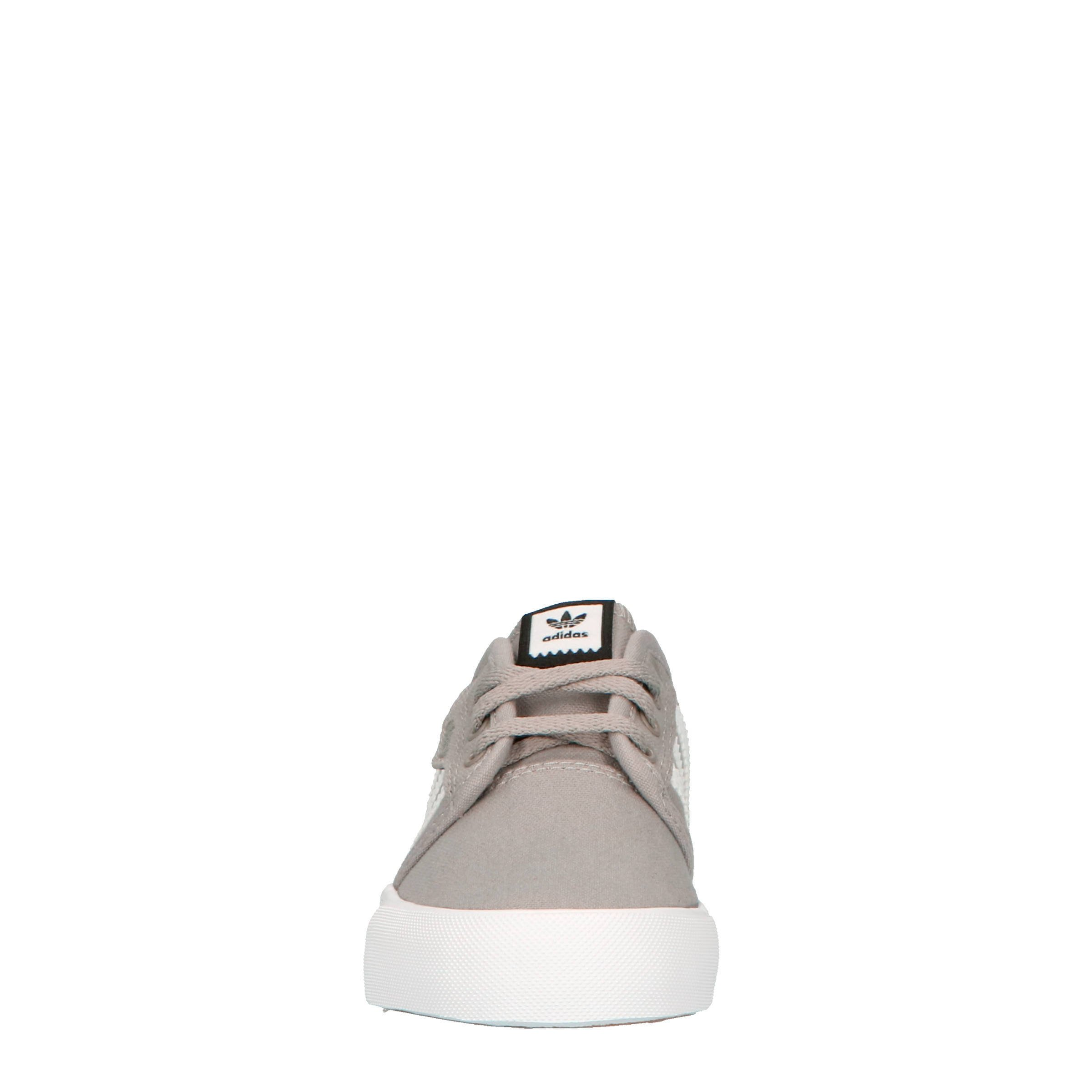 Seeley J sneakers grijswit