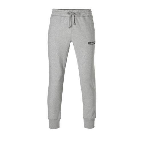 adidas originals joggingbroek grijs