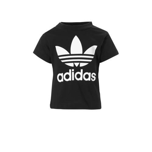 adidas originals T-shirt zwart kopen