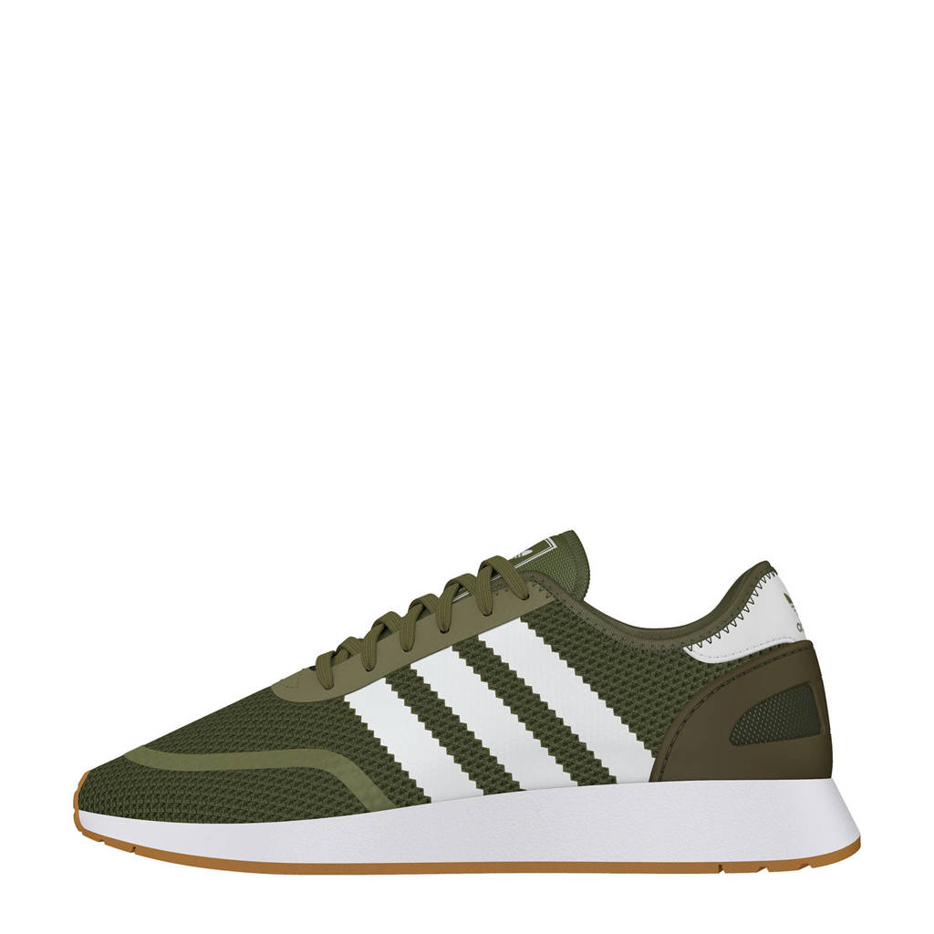 Adidas Originals Kaki Sneakers N wit 5923 J rrdPwqA