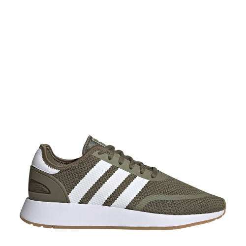 adidas originals N-5923 J sneakers kaki-wit