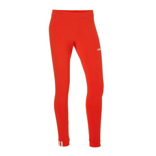 adidas originals legging rood