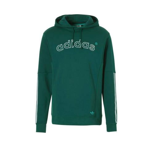 adidas originals hoody groen