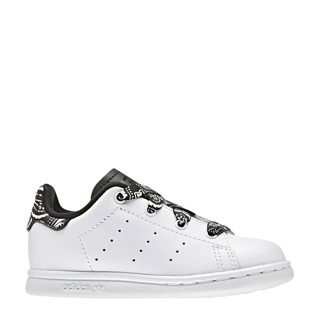 adidas originals Stan Smith I sneakers wit/zwart, Wit/zwart