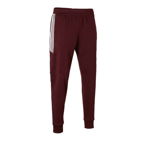 adidas originals trainingsbroek bordeaux