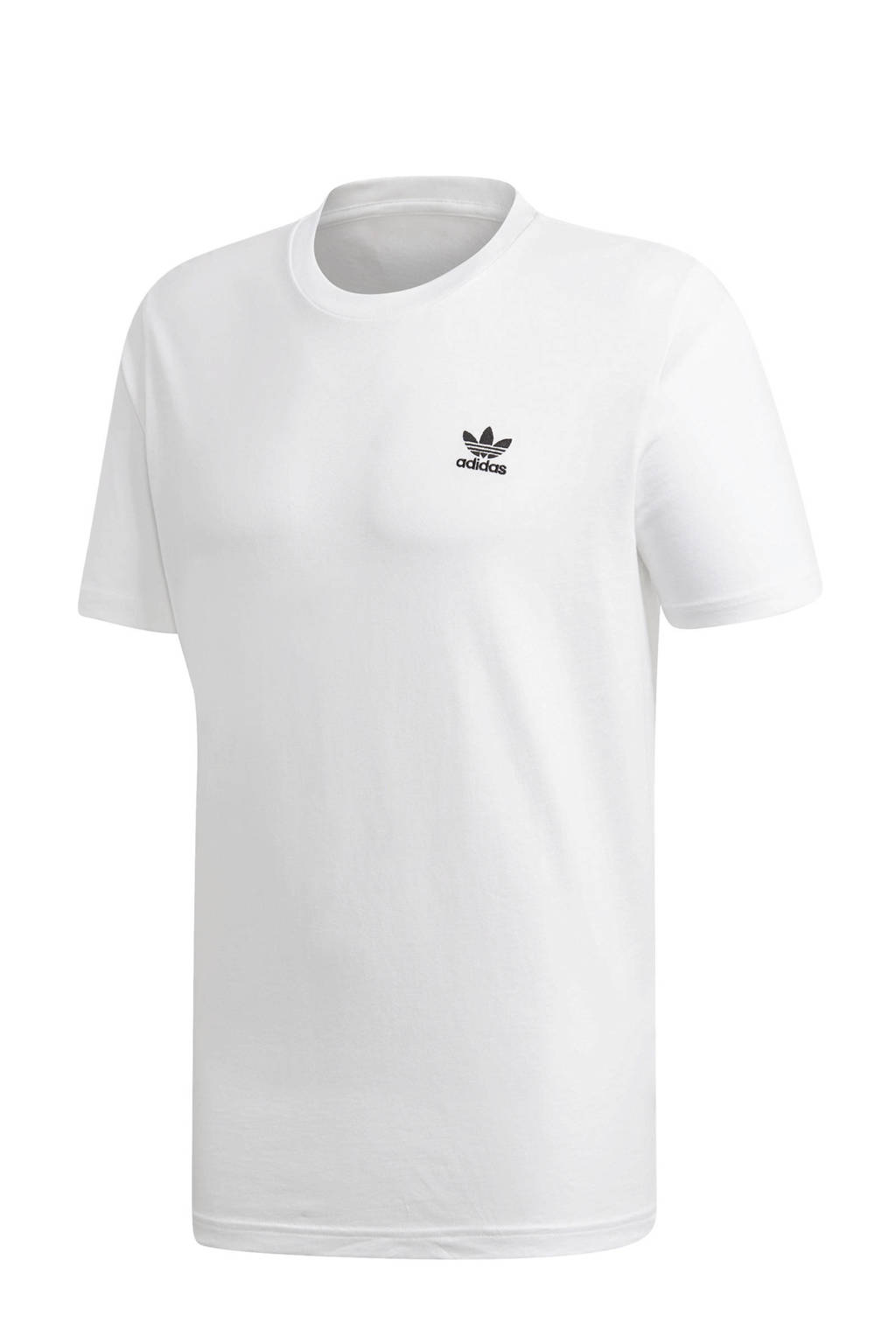 adidas originals   T-shirt, Wit