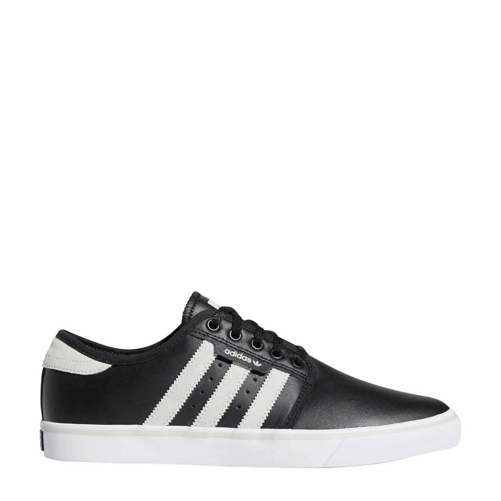 adidas originals  Seeley sneakers zwart, Zwart/wit