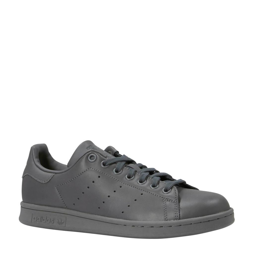 adidas originals  Stan Smith leren sneakers grijs, Grijs