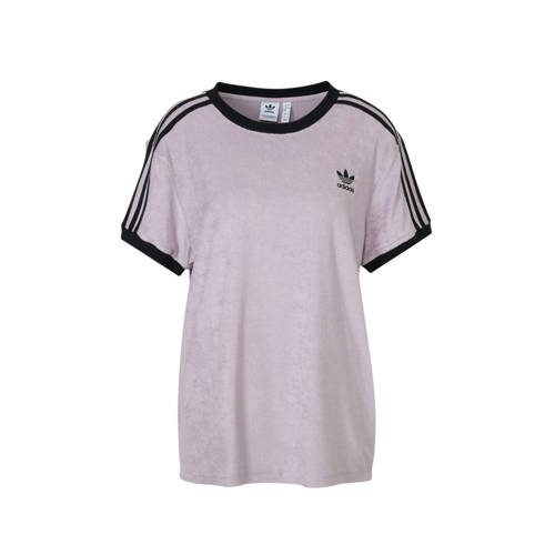 adidas originals sport T-shirt lila