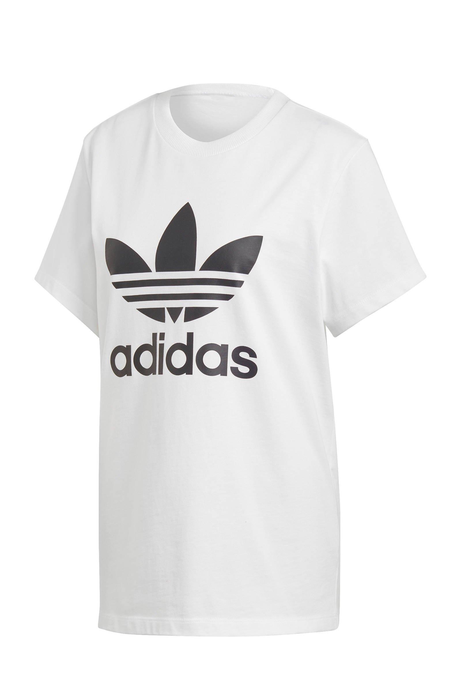 oversized adidas shirt dames