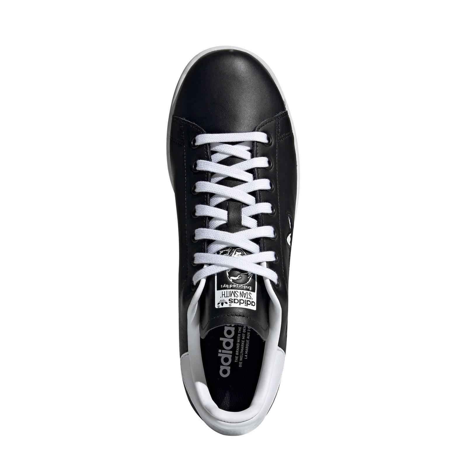 adidas stan smith sneakers zwart
