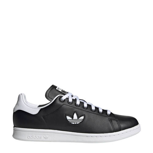 adidas originals Stan Smith leren sneakers zwart