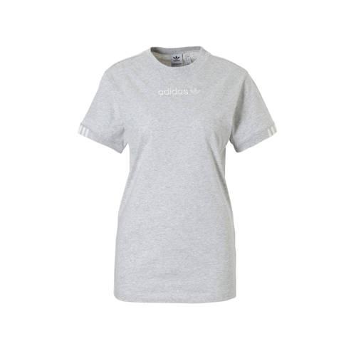 adidas originals T-shirt grijs