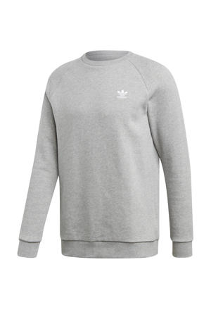Adicolor sweater grijs