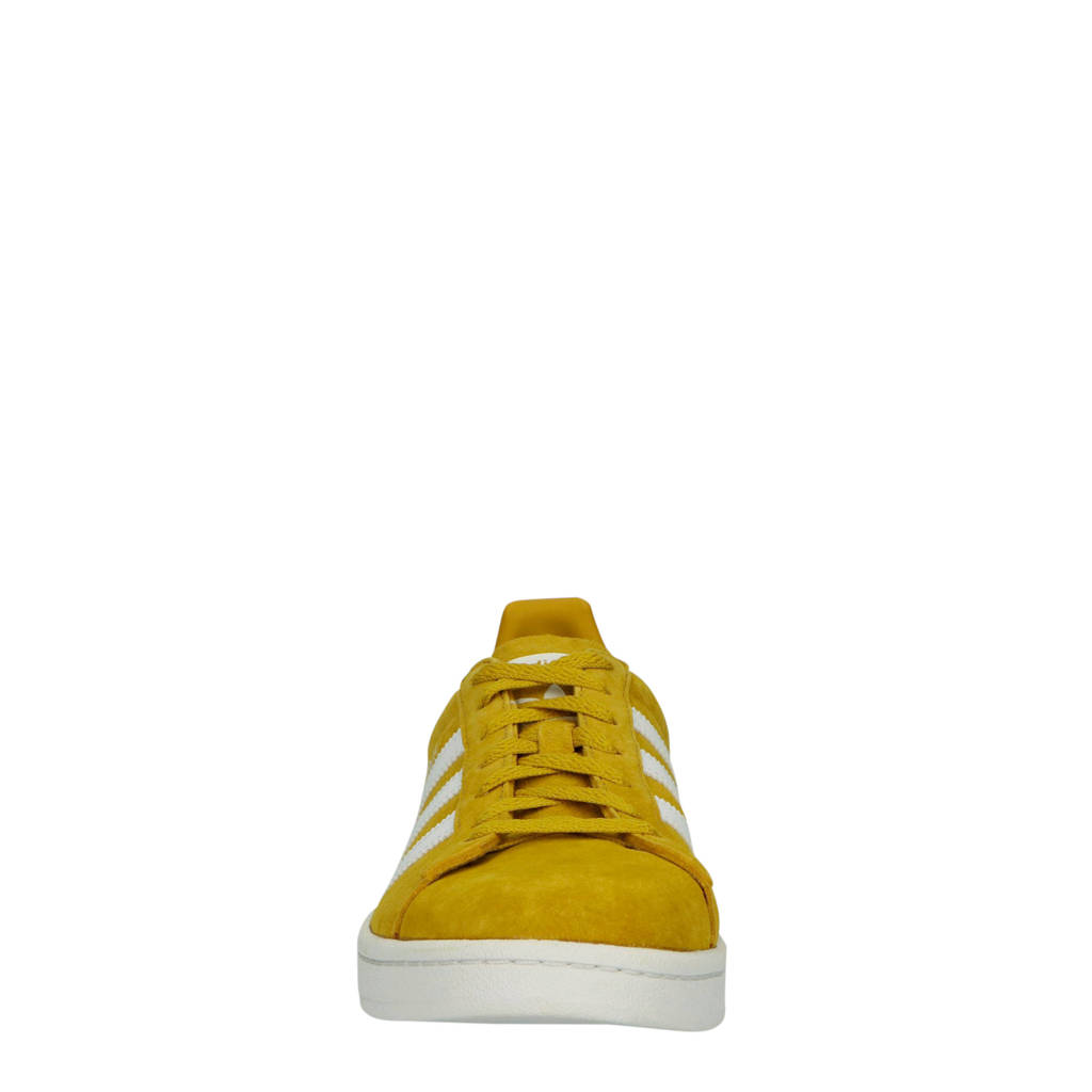 Sneakers Adidas Okergeel Originals Campus Suède nqUBwYZUt