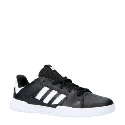 adidas originals VRX low sneakers zwart-wit