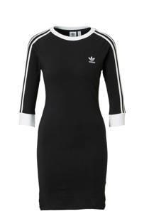 adidas originals jurk zwart