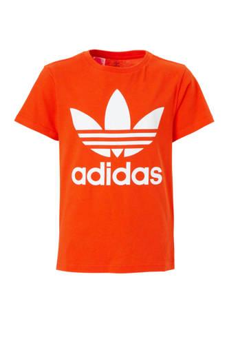 originals T-shirt rood