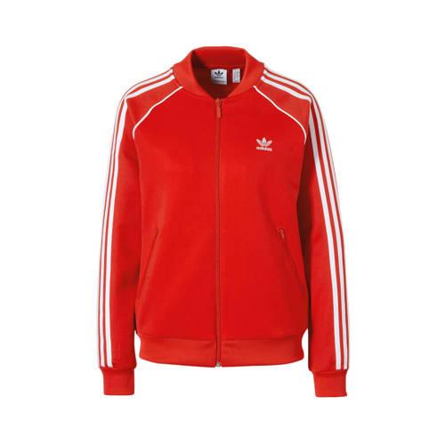 adidas originals originals sportvest rood