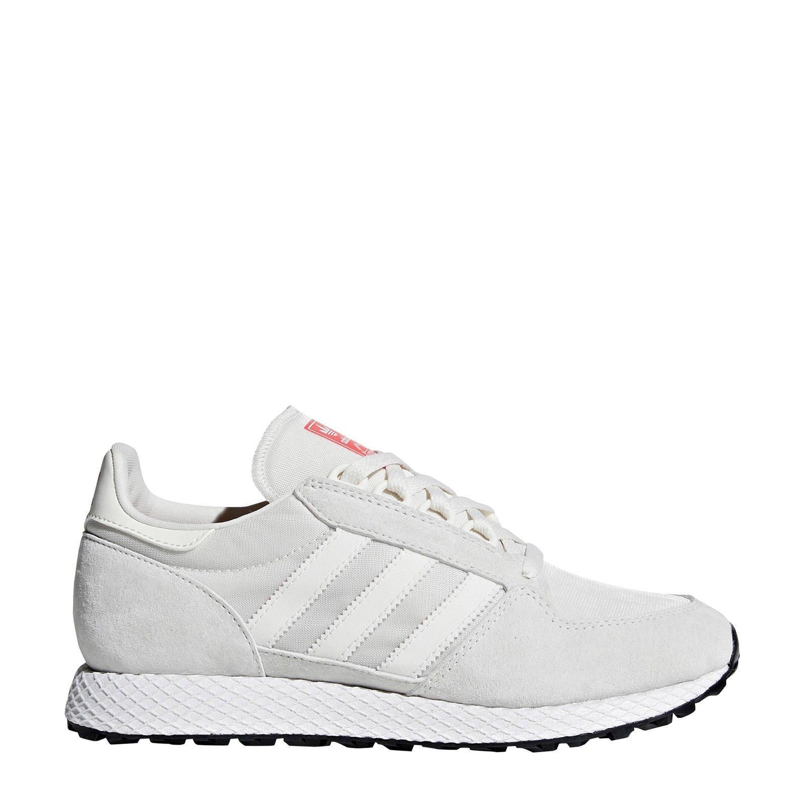 adidas originals Forest Grove sneakers lichtgrijs | wehkamp